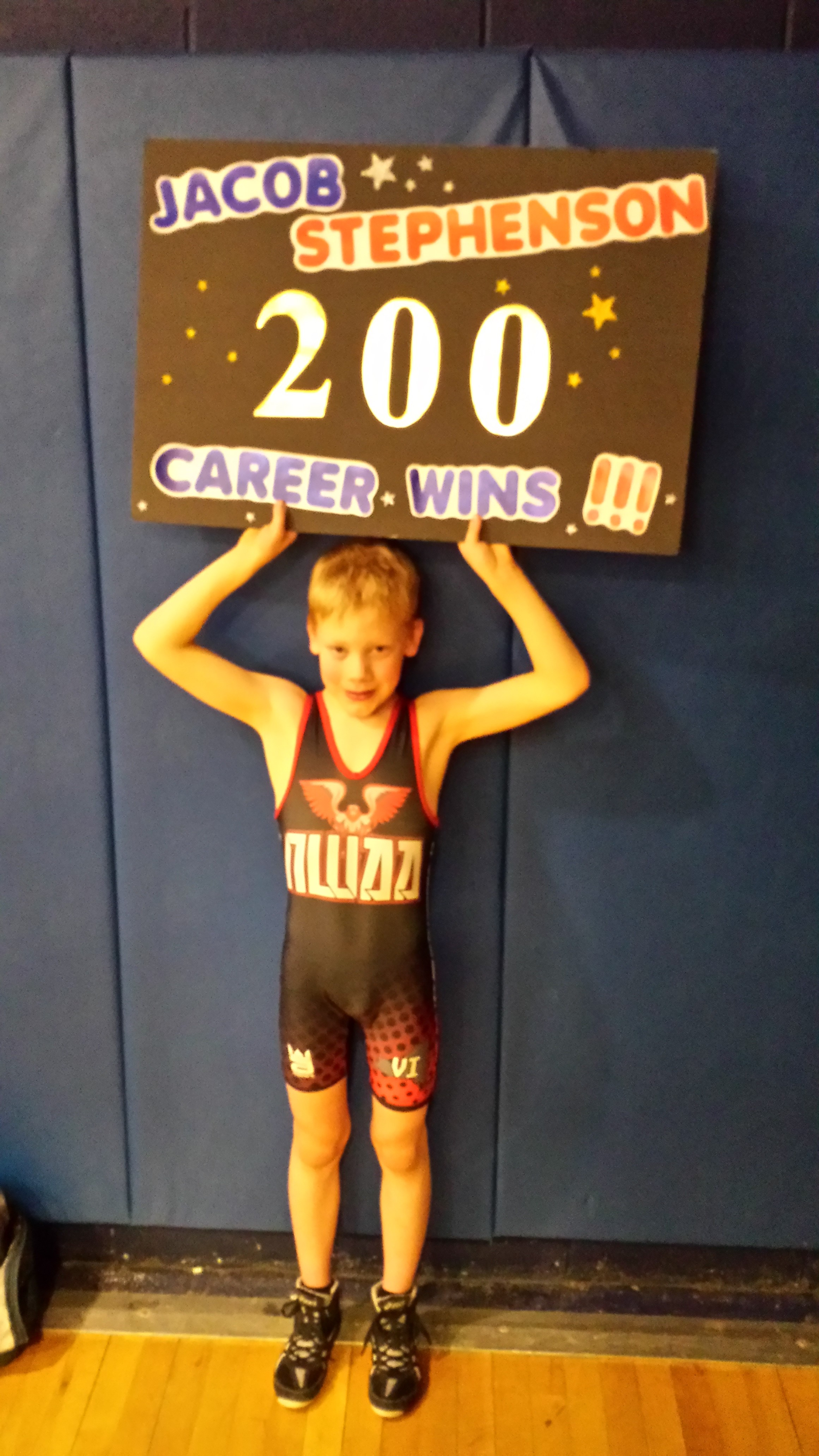 Jacob Stephenson (NWAA) Gets his 200th win in Niagara Falls on March 28th 2015